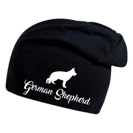 Čepice homeless – Německý ovčák